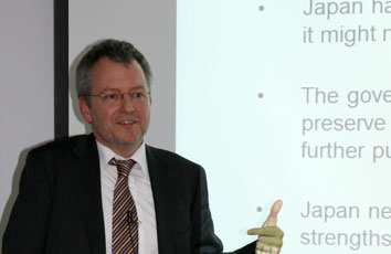 DIJ Forum: Franz Waldenberger
