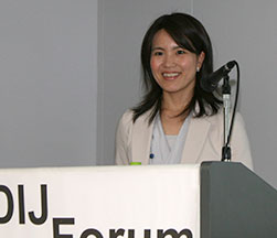 DIJ Forum: Yukiko Uchida