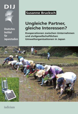 Ungleiche Partner, gleiche Interessen? Kooperationen zwischen Unternehmen und zivilgesellschaftlichen Umweltorganisationen in Japan