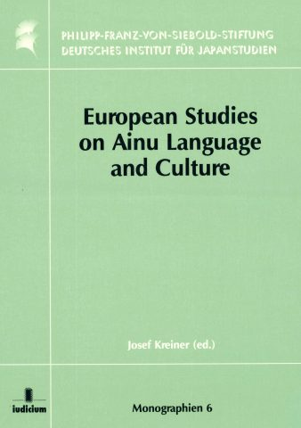 European Studies on Ainu Language and Culture