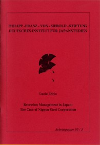 Recession Management in Japan: The Case of Nippon Steel Corporation