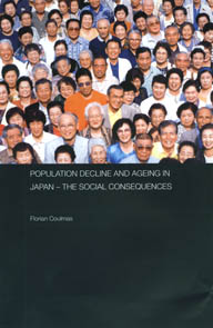 Population Decline and Ageing in Japan – The Social Consequences