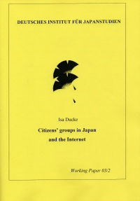 Citizens' Groups in Japan and the Internet