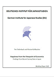 Happiness from the Viewpoint of Economics: Findings from Recent Survey Data in Japan