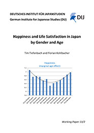 Happiness and Life Satisfaction in Japan by Gender and Age