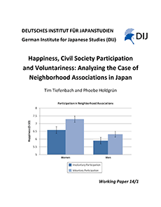 Happiness, Civil Society Participation and Voluntariness: Analyzing the Case of Neighborhood Associations in Japan