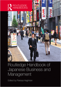 Book Launch: Routledge Handbook of Japanese Business and Management