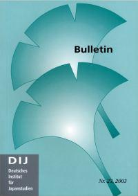 Bulletin 23, 2003
