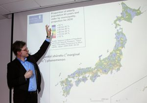 Shrinking Rural Communities in Japan: Community ownership of assets as a development potential?