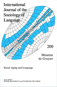 International Journal of the Sociology of Language 200
