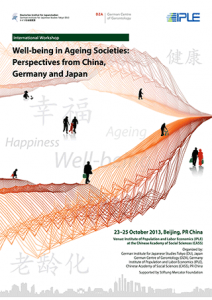 Well-being in Ageing Societies: Perspectives from China, Germany and Japan