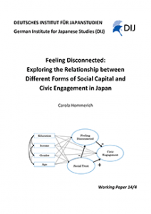 Feeling Disconnected: Exploring the Relationship between Different Forms of Social Capital and Civic Engagement in Japan