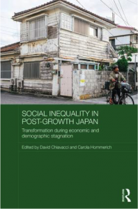 Book Launch: Social Inequality in Post-Growth Japan. Transformation during Economic and Demographic Stagnation