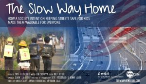"""The Slow Way Home: Civic Engagement and Walkability in Japanese Neighbourhoods"""
