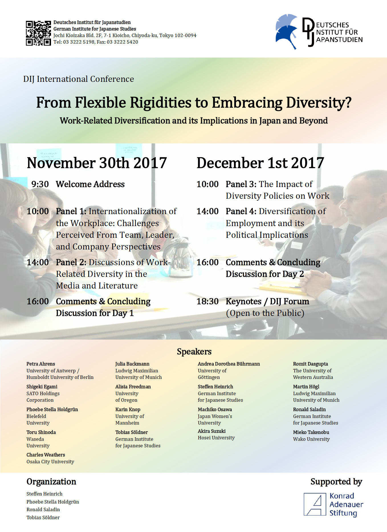 diversity in the workplace and implications