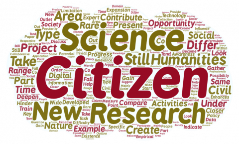 Citizen Science in the Digital Age <br><small>– Engaging civil society in social science and humanities research –</small>