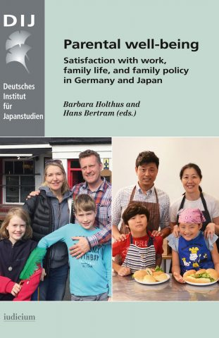Parental well-being. Satisfaction with work, family life, and family policy in Germany and Japan