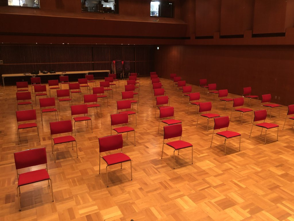 2020.09 @Ian Thomas Ash_3 boys for sale oag chairs