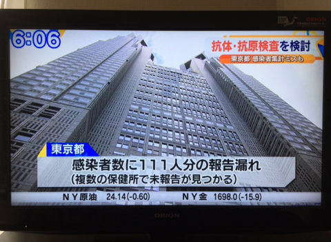 Agenda-Cutting in Media News Coverage of Covid-19:<br>A Case Study from Japan