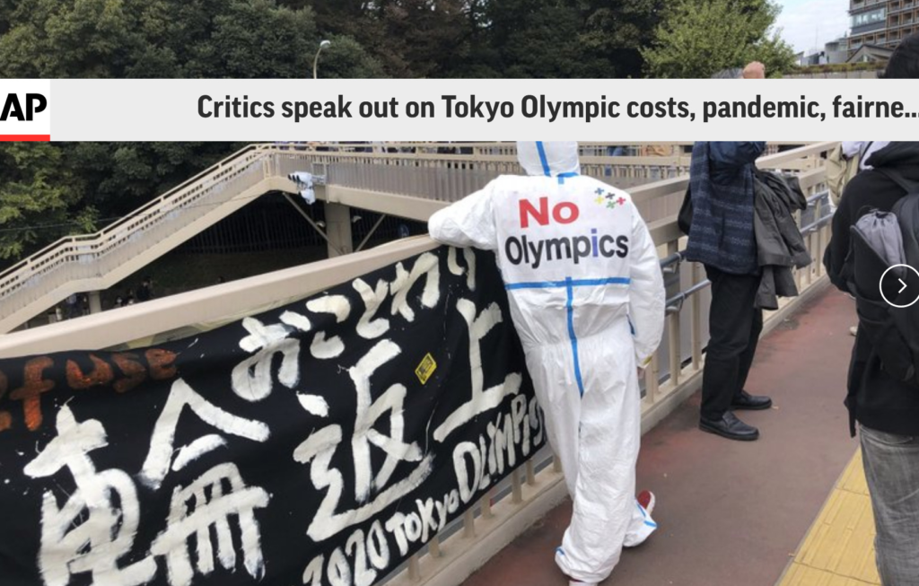 Screenshot_2020-11-16 Critics speak out on Tokyo Olympic costs, pandemic, fairness