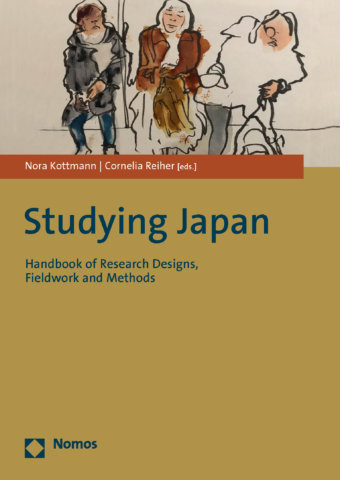 Das Handbuchprojekt <em>Studying Japan: Research Designs, Fieldwork and Methods</em>