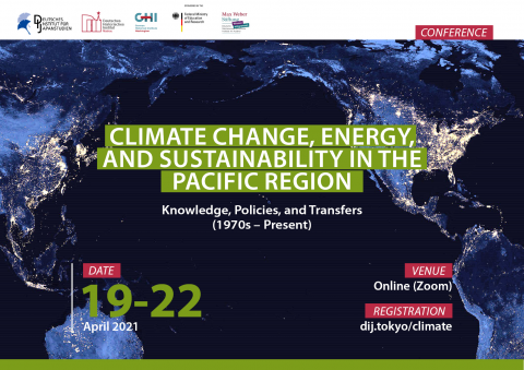 Climate Change, Energy, and Sustainability in the Pacific Region<br><small>Knowledge, Policies, and Transfers (1970s – Present)</small>